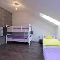 Bed in 4-Bed Dormitory Room with Private External Bathroom