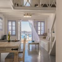 Split Level Superior Suite with Sea View and Hot Tub