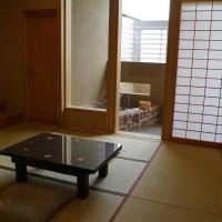 Japanese-Style Room with Hot Spring Bath