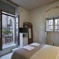 Standard Double Room with City View and Balcony