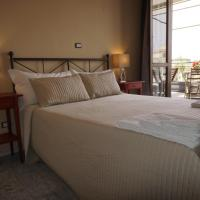 Panoramic Double Room with Balcony and External Bathroom