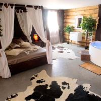 Hotel Pictures: Gîtes des Trappeurs à Almeria Parc, Salbris
