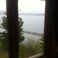 Twin Room with Lake View and Shared Bathroom