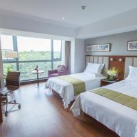 Twin Room with View