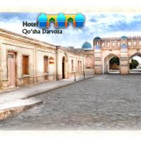 Hotelbilleder: Qosha Darvoza, Khiva