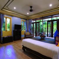 Gold Forest Double Room with Forest view