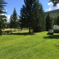 Zdjęcia hotelu: Helmcken Falls Lodge Campground, Clearwater