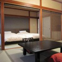 Room with Tatami Area and Shared Bathroom