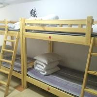 Bed in 6-Bed Male Dormitory