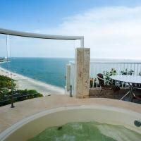 Apartment with Jacuzzi and sea View