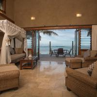 Premier Beachfront villa with Private Pool and Hot Tub