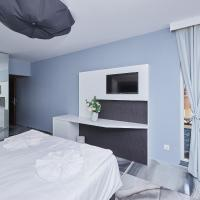 Junior Suite with Balcony (2 Adults + 1 Child)