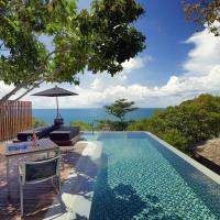Panoramic Ocean View Pool Villa