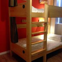 Bed in 4-Bed Dormitory Room B