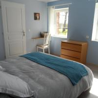 Double Room Blue