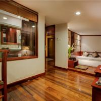 Tatami double room with Sky view