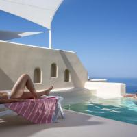 Honeymoon Suite with Outdoor Heated Plunge Pool