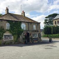 Old Coach House At The Golden Lion
