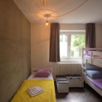 Bunk Bed in 5-Bed Mixed Dormitory Room with Private External Bathroom
