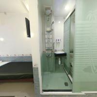 Quadruple Room with 4 Single Beds