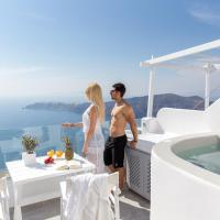 Honeymoon Suite with Hot Tub and Caldera View