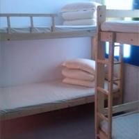 Bed in 6-Bed Dormitory Room