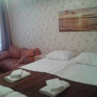 Double or Twin Room with Sofa and Shared Bathroom