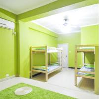 Mainland Chinese Citizen - Bed in 4-Bed Male Dormitory Room