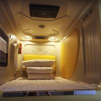 Economy bed in 4 bed dormitory