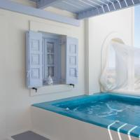 Split Level Executive Suite with Sea View and Hot Tub