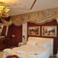 Deluxe Suite with Spa Bath and Sauna