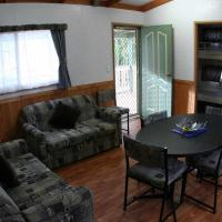 Superior Deluxe Three-Bedroom Family Cabin