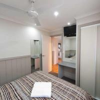 Executive Two-Bedroom Cabin with Pool View