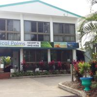 Hotel Pictures: Tropical Palms Inn Resort, Picnic Bay