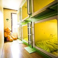 Single Bed in Mixed Dormitory