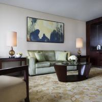 JW Marriott Suite with Executive Lounge Access