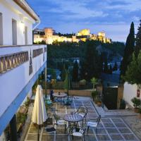 One-Bedroom Apartment with Alhambra view