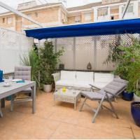 Two-Bedroom Townhouse with Terrace