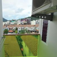 Superior Double Room with Balcony and City View