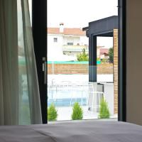 Junior Suite with Pool View