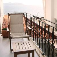 Standard Double Room with Side Sea View