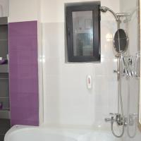Purple Apartment