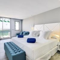 Deluxe Single Room with Sea View and Spa Bath