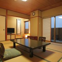 Japanese-Style Room with City View with Shared Bathroom