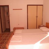 Double or Twin Room with Balcony and Garden View