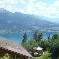 Hotel Pictures: Apartment Seeblick mit Anbindung an ein 4-Sterne-Hotel, Beatenberg
