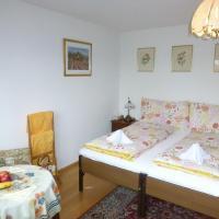 Twin Room with Shared Bathroom and Balcony