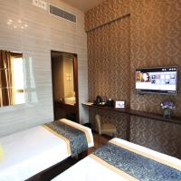 Deluxe Twin Room with Hill View