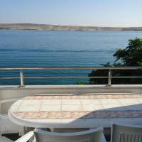 Superior Two-Bedroom Apartment with Balcony and Sea View