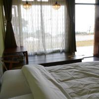Deluxe Quadruple Room with Sea View(星空館)